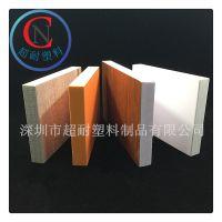 广东模型材料广告板PVC发泡板 安迪板雪弗板 裱画板橱柜装饰塑料板 防火泡沫板可雕刻贴膜