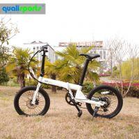 qualisports锂电电动车 可折叠续航远轻便易携带