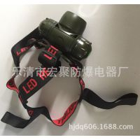 B-IW5130/LT微型防爆头灯LED充电式头灯防爆帽灯LED工作灯防爆证