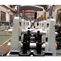 恒锋HF厂家直销工业焊管机 不锈钢金属钢管焊管机 镀锌管制管机组 模具成套