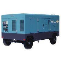 租赁大型矿用螺杆空压机,出租光伏用的空气压缩机