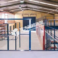 广州沙头阁楼货架厂家直销铺木板阁楼平台 货架仓储 可定制
