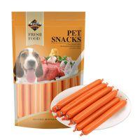 宠物狗狗零食小狗训练奖励火腿肠金毛泰迪比熊大型犬香肠小型犬