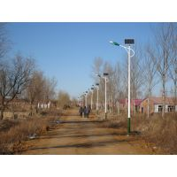 太阳能路灯产品更新换代照明行业产品成长迅速