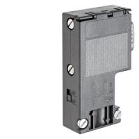6ES7972-0BA12-0XA0,现货DP连接器,原装进口 6ES79720BA120XA0