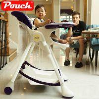 欧式婴儿餐椅儿童多功能宝宝餐椅可折叠便携式吃饭桌椅座椅