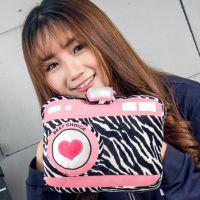 爱艺韩版双插手国标水袋可拆卸暖袋卡通爆款充电热水袋批发