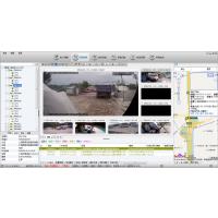 琸源4G车载视频监控硬盘录像GPS北斗定位车辆监控管理系统实时画面
