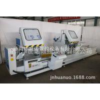 北京市铝型材门窗设备价格 门窗生产设备 双头精密锯报价