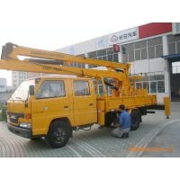 JQ-14东风高空作业车 折臂式高空作业车(性价比高)