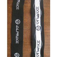 止滑松紧带各种尺寸针织带 服装松紧带硅胶印矽利康防滑logo