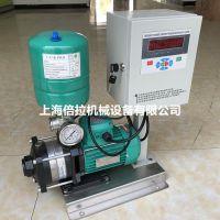 上海松江代理MHIL802-3/10/E/1-220-50-2管道变频增压泵
