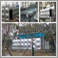 订做焊接变频供水组合式拼装冷热保温水箱