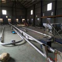 专业承接管链输送机加工直销 石灰粉盘链提升机牡丹江