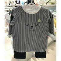 韩国高端18年春秋新款男童男宝儿童 哈伦套装