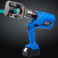 惠鑫HL-45充电式液压电缆剪 压线钳二合一电动线缆剪液压钳断线钳