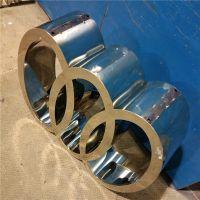 不锈钢雕塑工艺品 金属工艺摆件 不锈钢定制加工价格 bxg160