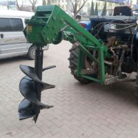 株洲水泥杆挖坑机 挖坑机厂家