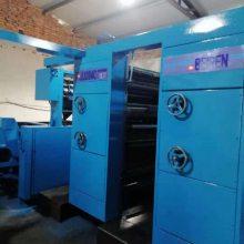 北人787*550高速轮转印刷机 北人JJ204C卷筒纸胶印机