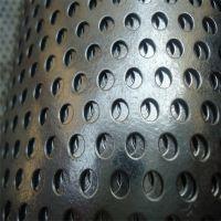 卷带冲孔网 黑色冲孔板 过滤网规格
