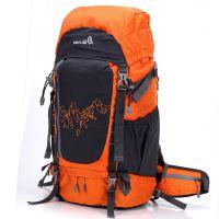 户外礼品广告箱包袋定制 可定制logo 双肩包 登山包 背包定做