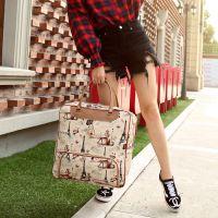 旅行女便捷清新轻便旅游女士大容量便携式手提行李包女式收纳包