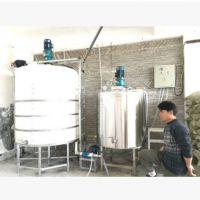 厂家直销长沙节能建筑胶水设备聚乙烯醇电加热设备烧柴火锅炉蒸汽