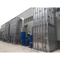 上海供应专用木工环保除尘设备脉冲中央吸尘器