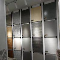 钢管支架挂瓷砖,镀锌板瓷砖展示架,苏州瓷砖冲孔条