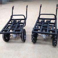 水泥渣土运输工具车 蔬菜装箱搬运平板车 奔力YT-SL