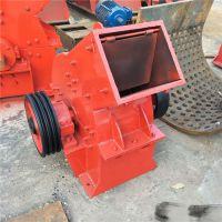 厂家供应小型锤式破碎机 300*400锤式破碎机鹅卵石水磨石破碎设备