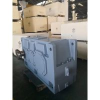 国茂PV齿轮箱,采用20CrMnMo 渗碳淬火磨齿。
