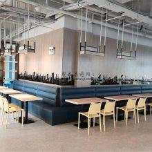 温州茶餐厅家具定制,温州时尚餐饮店桌椅批发