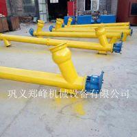 全国配送 不锈钢螺旋输送机 螺旋输送泵自动化设备 混凝土输送泵