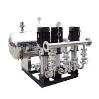 供应无负压生活(消防)变频恒压给水成套设备,不锈钢稳流罐节能环保参数定制