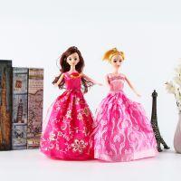 姐妹花双人换装娃娃创意小女孩礼盒玩具娃娃可换装洋娃娃直销批发
