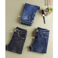 北京库存大量韩版牛仔裤低价库存处理便宜牛仔裤5元以下批发