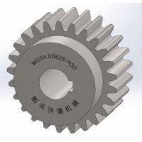 供应标准直齿轮【 M4.00 】,B型,精密齿轮,正齿轮