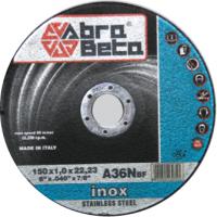 进口合金钢硬铸铁切割片 A36N 150*1 意大利ABRA BETA