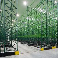 电动式货架 重型货架 直销厂家用于工厂 牢固加厚灵活性能强