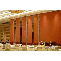 青岛酒店移动隔断墙对空间明亮度的作用--引金隔断