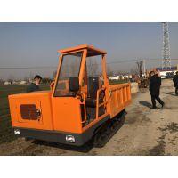 自卸式履带运输车 矿用工程运输车售后保障