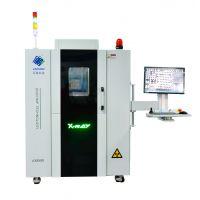电路板成像检测、高压开关检测、电子元器件、X射线成像,日联科技