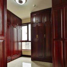 长沙原木全屋定制工艺成本、原木衣柜、储物柜定制质量领先