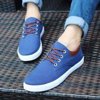 品牌直销2015秋季新款牛派A16男鞋厂家批发男士帆布鞋休闲风男鞋
