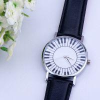 欧美热卖时尚小清新 音乐符号图案手表 厂家批发礼品学生手表