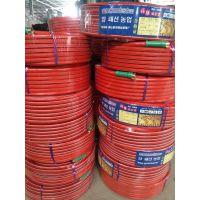 三胶四线高 压喷雾打药管 园林用管 耐寒高压管 喷雾机用管 塑料管