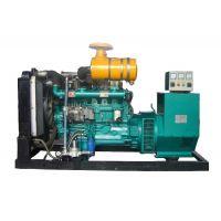 养殖场备用电源100千瓦燃气发电机组配华旭6105IZLD-NG发动机纯铜无刷电机
