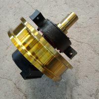 河南起重机车轮组厂家 / φ400单边铸钢行车轮