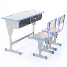 单人课桌椅-课桌椅-鑫通专业厂商